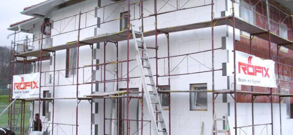 ocieplanie budynku styropianem